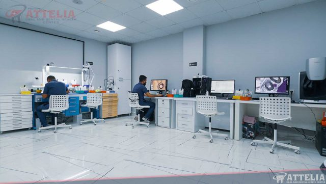 Dental laboratory of our clinic